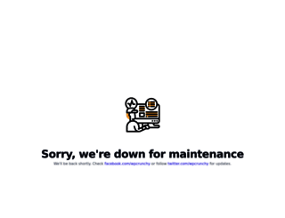 wpcrunchy.com screenshot