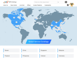 wpgholdings.com screenshot