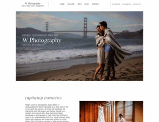 wphotography.com screenshot