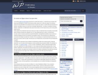 wpthemes.ch screenshot