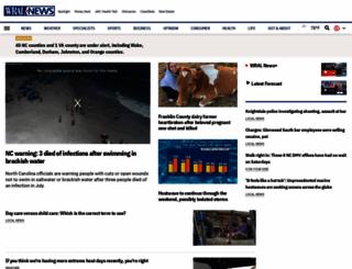 wral.com screenshot