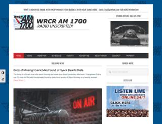 wrcr.com screenshot