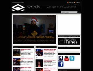 wreds.de screenshot
