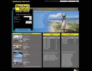 wreggharborrealestate.com screenshot