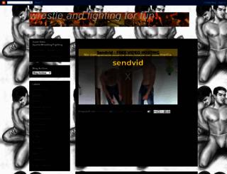 wrestleforfun.blogspot.mx screenshot