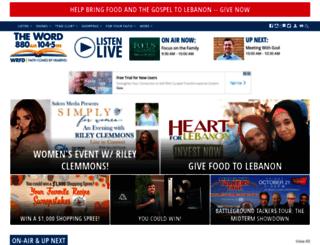 wrfd.com screenshot
