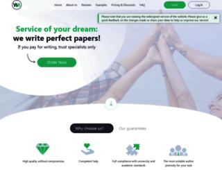 write-my.com screenshot