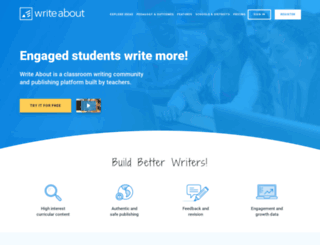 writeabout.com screenshot