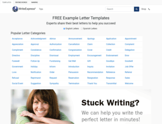 Writeexpress com