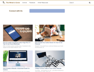 writerscircle.com screenshot