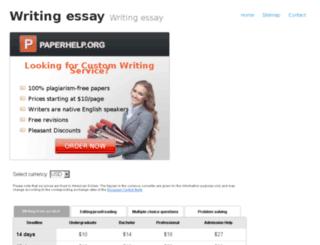 writings.ml screenshot