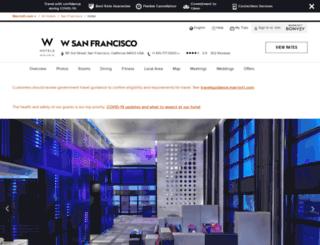 wsanfrancisco.com screenshot