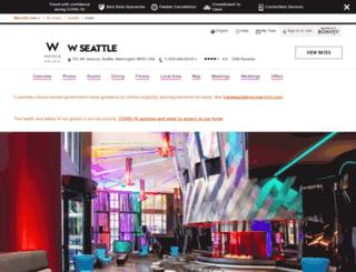 wseattle.com screenshot