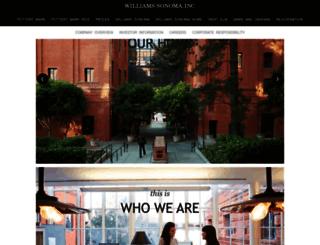 wsgc.com screenshot