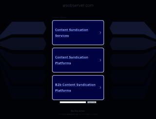 wsobserver.com screenshot
