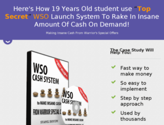 wsocashsystem.com screenshot