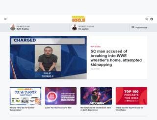 wsslfm.iheart.com screenshot