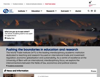 wti.org screenshot