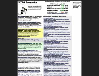 wtrg.com screenshot