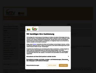 wttv.click-tt.de screenshot