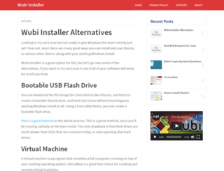 wubi-installer.org screenshot