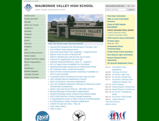 wvhs.ipsd.org screenshot