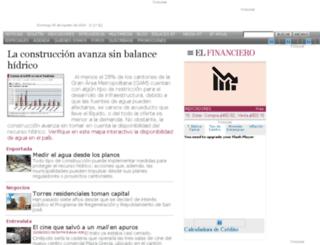 wvw.elfinancierocr.com screenshot