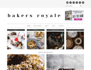ww.bakersroyale.com screenshot