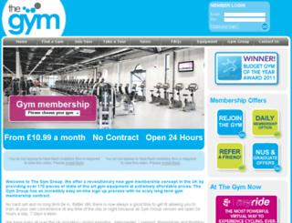 ww2.thegymgroup.com screenshot