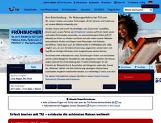 ww2.tui.info screenshot