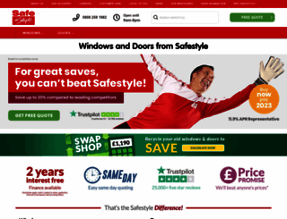 ww4.safestyle-windows.co.uk screenshot