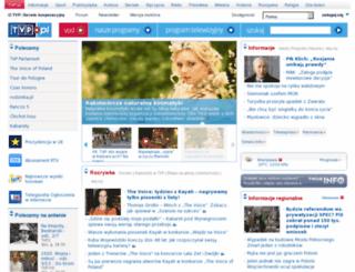 ww6.tvp.pl screenshot