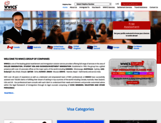 wwicsgroup.com screenshot