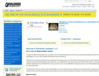 wwliquidators.com screenshot