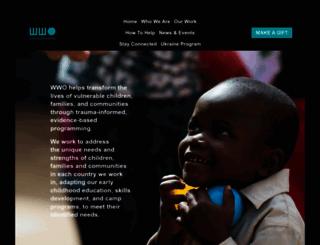 wwo.org screenshot