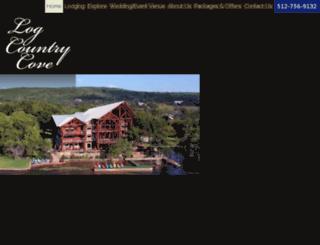 www--logcountrycove--com.rztrkr.com screenshot