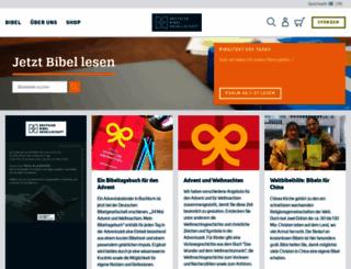 www-alt.die-bibel.de screenshot