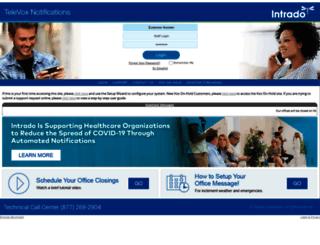 www-den.mytelevox.com screenshot