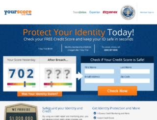 www02.yourscoreandmore.com screenshot
