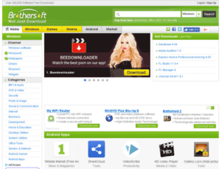www1.brothersoft.com screenshot