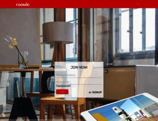 www1.roomle.com screenshot