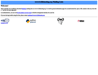 www14.filehosting.org screenshot