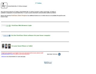www2.sd57.bc.ca screenshot