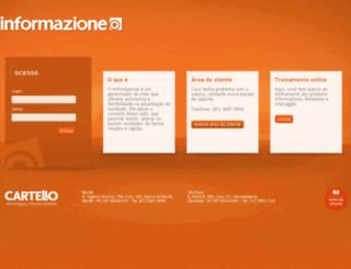 www3.informazione.com.br screenshot