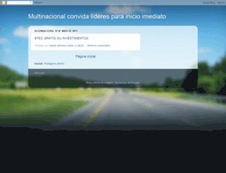 wwwnegociosonline.blogspot.com screenshot