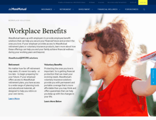 wwwrs.massmutual.com screenshot