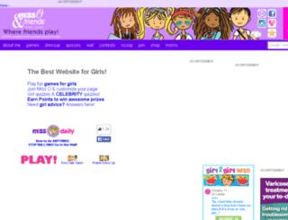 wwww.missoandfriends.com screenshot