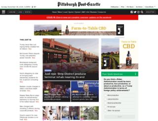 wwww.post-gazette.com screenshot