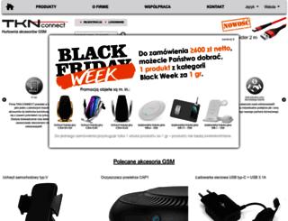 wwww.tkn-connect.pl screenshot