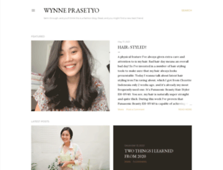 wynneprasetyo.com screenshot